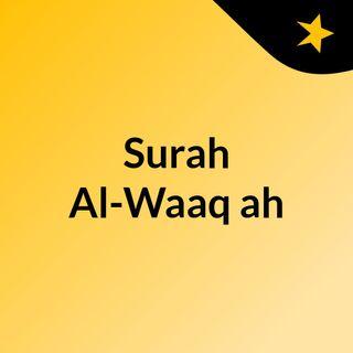 Surah Al-Waaq'ah