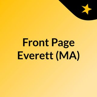 Front Page Everett (MA)