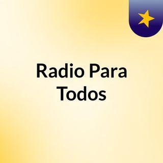 Radio Para Todos