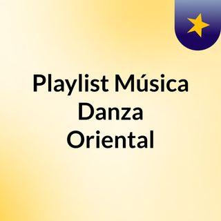 Playlist música árabe para danza oriental