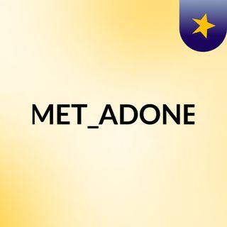 MET_ADONE