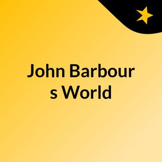 John Barbour's World