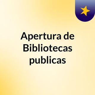Podcast Biliotecas