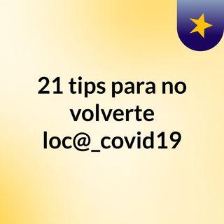 Covid 19_consejos