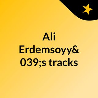 Ali Erdemsoy Birdaha Sevmem Seni 2016