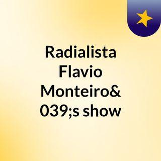 Ao Vivo Agora Flávio Monteiro