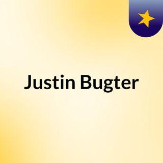 Justin Bugter 2001 14