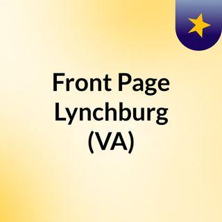 Front Page Lynchburg (VA)