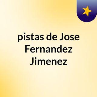 pistas de Jose Fernandez Jimenez