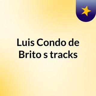 Luis Condo de Brito's tracks