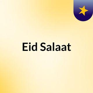 Eid Salaat