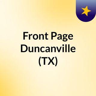 Front Page Duncanville (TX)