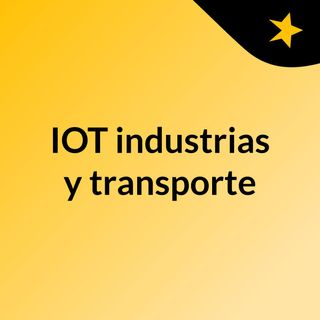 podcast iot