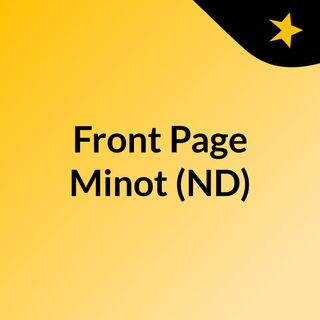 Front Page Minot (ND)