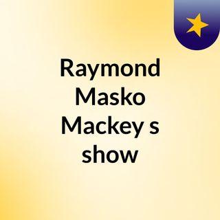 Personal Narritive Raymond Mackey and Ashley Box