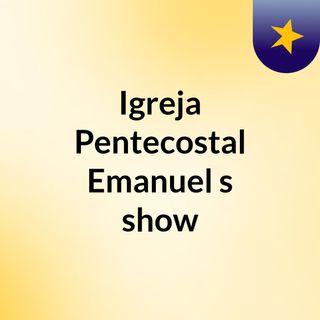 Igreja Pentecostal Emanuel Deus Conosco