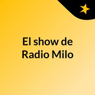 El Show De Radio Milo Con Cigarettes After Sex