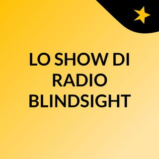 INTERVISTA A BLINDSIGHT PROJECT (di Alice Gussoni per Laser)