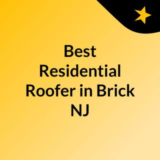 Fortified Roofing, Best Residential Roofing Company In Brick, NJ