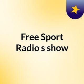 Free Sport Radio's show