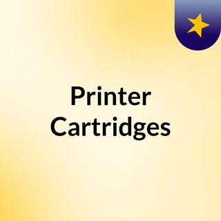 Branded Vs. Cheap Printer Cartridges