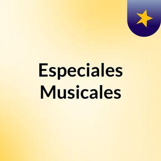 Especiales Musicales: Joan Sebastian 3ra Parte