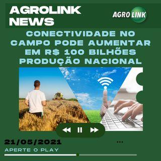 Podcast: Brasil vai ampliar conectividade para produtores rurais