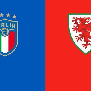 EC2021 #3 ITALIA vs GALLES