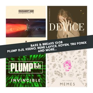13:08 - Plump DJs, Keeno, Rene LaVice, Koven, Tru Fonix and more...