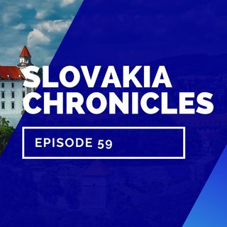 Episode 59 - Discovering Italy from Slovakia: Rome and Lazio