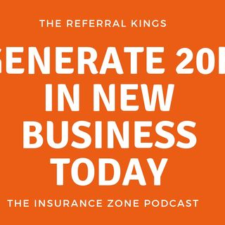 How to generate 20k of business in one day