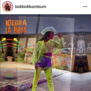 Amanda's New Single - Kiebra La Bota - 11:23:19, 4.59 PM