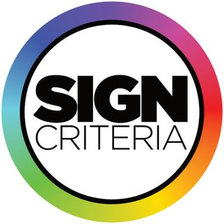 Introducing Sign Criteria™ — The podcast for the sign industry
