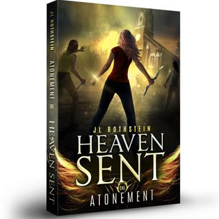 "Jim & Florence review Author JL Rothstein's book ""Atonement"" the first in the Heaven Sent Series"
