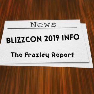 BlizzCon 2019 Info