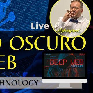 Deep Web- il Lato Oscuro del Web | Human & Technology con Fabio Carletti | LIve