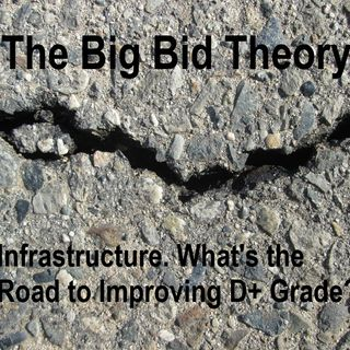 Infrastructure. What's the Road to Improving D+ Grade?