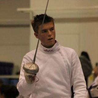 Jared Felker - 16-Year-Old Rockford Fencer Competing in Poland (1/16/18)