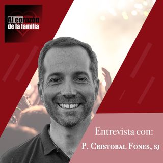 """Entrevista P. Cristobal Fones,sj"""