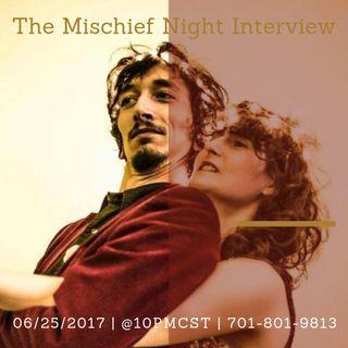 The Mischief Night Interview.