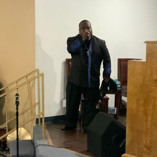 Episode 120 - God's Day with Lady Aunqunic Collins - Sunday Morning Worship on 10.4.2020 - Part 1