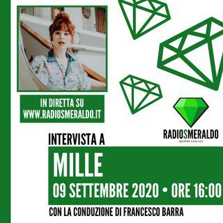 MILLE | Intervista