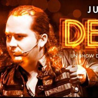 Conozca a Juan Álvarez y su show de magia 'Deja Vu'