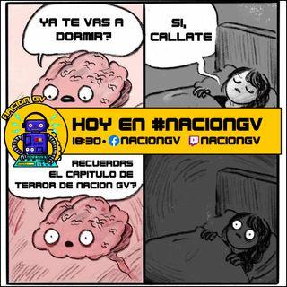 Historias de terror - 25 de octubre