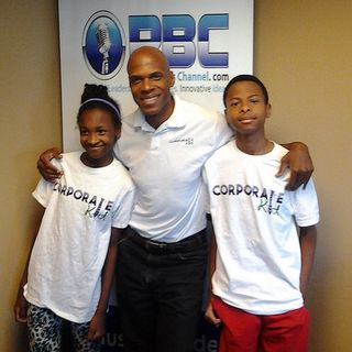 Buckhead Business Show - Interview with Brian Thompson CEO of CorporateKid.org