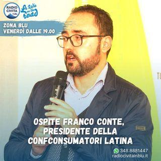 Confconsumatori e Torbidità, intervista a Franco Conte