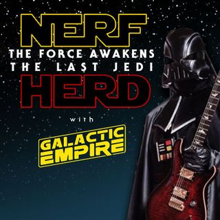 """The Force Awakens"" vs. ""The Last Jedi"" with Dark Vader of Galactic Empire: NHC - February 4, 2018"