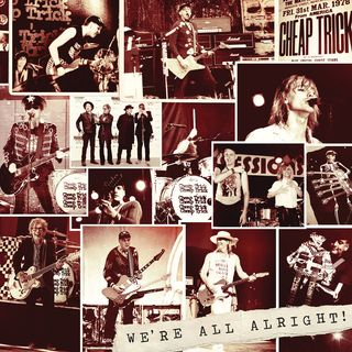 ESPECIAL CHEAP TRICK WE RE ALL ALRIGHT 2017 CDR PRODUCTIONS #CheapTrick #yoda #c3po #r2d2 #skywalker #kyloren #obiwan #darthvader #titans