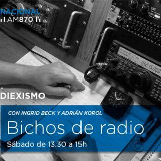 DX 25 Diexismo en el programa BICHOS DE RADIO (Radio Nacional)