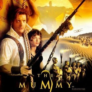 Not A Book Club: The Mummy (1999)